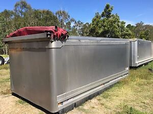 HAMELEX WHITE ALLOY TRUCK TIPPER BODIES Morayfield Caboolture Area Preview
