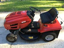 RIDE ON MOWER MTD J130 13HP B&S MOTOR + TRAILER Avalon Pittwater Area Preview