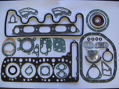 Mercedes OM 616 OM616 - Motordichtungssatz - 240D, 207D, 308D, 407D, 507D, 307D