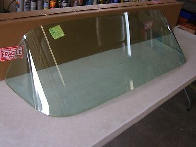 NOS PPG 1955 1956 1957 Ford Thunderbird Windshield Window Glass Tinted T-Bird