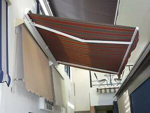 MOTORISED FOLDING ARM AWNINGS Ascot Belmont Area Preview