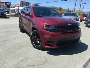 Jeep Grand Cherokee SRT 4X4