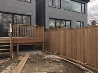 Fence Repair or Install call for free Estimate 6476094512