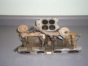 Ford Lower Intake Manifold E5ZE-9K461-BB 2300 2.3L 4-Cylinder Turbo Thunderbird