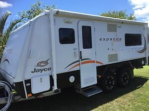 CARAVAN HIRE QLD - 2013 Jayco Expanda 6 Berth+Ensuite for HIRE Narangba Caboolture Area Preview