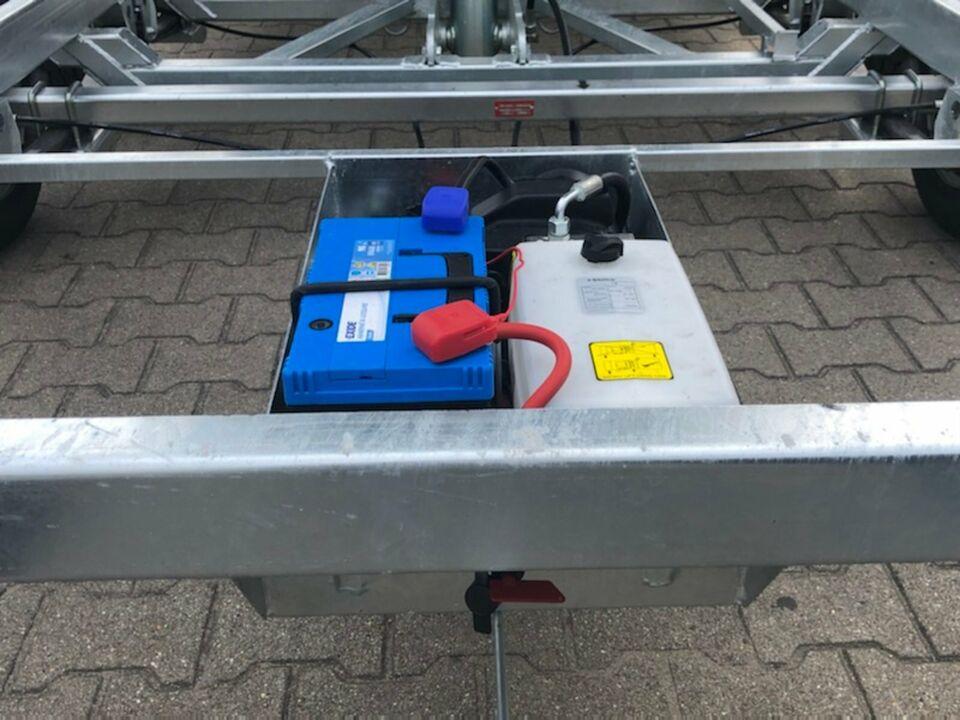 ⭐Variant e-Maschinen-Kipper 3515MT 3500kg 300x150x30cm Blattfeder in Schöneiche bei Berlin