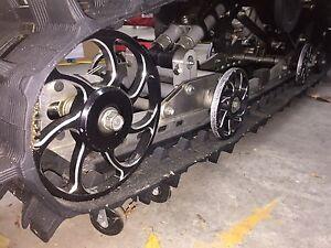 2010 Yamaha fx nytro turbo Gatineau Ottawa / Gatineau Area image 5