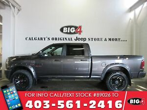 "2016 Ram 3500 Laramie, Lift, 20"" wheels, brand new 35"" tires"