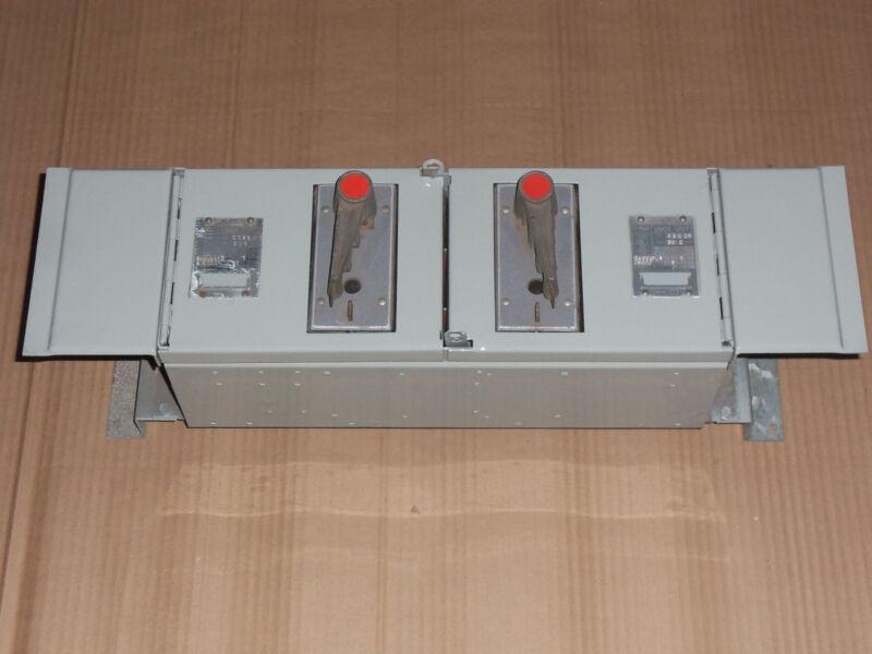 Federal Pacific Fpe Qmqb Qmqb6622 60 Amp 240v Fused Panelboard Switch