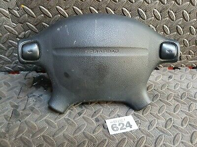 1995-1998 MAZDA BONGO FRIEDA DRIVER STEERING WHEEL AIR BAG