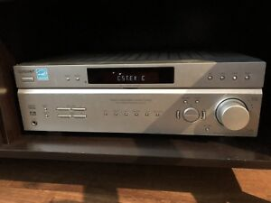 WTS: Sony Receiver, 2 Polk and 3 Sony speakers, and subwoofer.