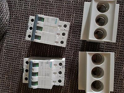Siemens N System Leitungsschutzschalter 5SX2 316-6 B16 400V 3-Polig