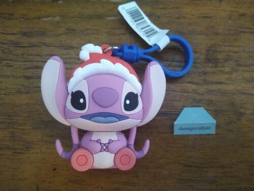 Disney Lilo & Stitch Figural Bag Clip Series 3 3 Inch Winter Angel