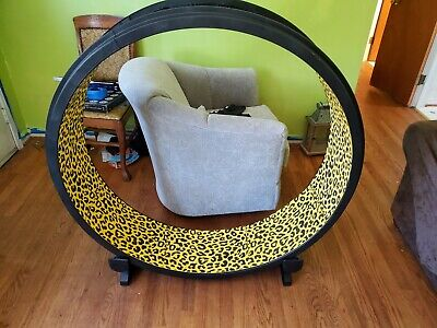 One Fast Cat Exercise Wheel. Sold Out Cheetah Print Pet 5th generation