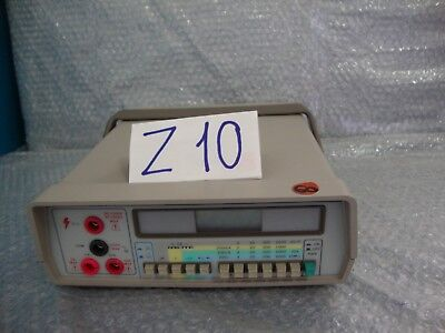 Gw Instek Gdm-8034 Benchtop Digital Multimeter