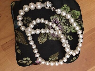 Stunning Honora Pearls Necklace New!