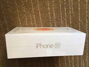 iPhone SE New in Box Rowville Knox Area Preview