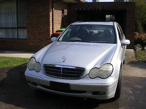 2001 Mercedes-Benz C200 Sedan Bairnsdale East Gippsland Preview