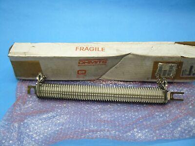 Ohmite Pfe5kr500 Wirewound Power Resistor 0.5 Ohms 47a 1104.5w New