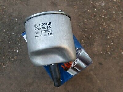 DIESEL FUEL FILTER 48100012 FOR PEUGEOT BOXER 2.2 101 BHP 2006