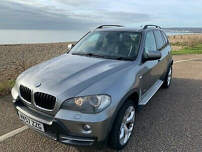 2007 BMW X5 3.0L SE,,DIESEL,GREY,AUTOMATIC,FULL LEATHER,FULLY LOADED OPTIONS