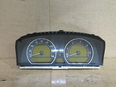 BMW 7 Series E65 E66 Instrument Cluster KMH Speedometer Tacho 4126684