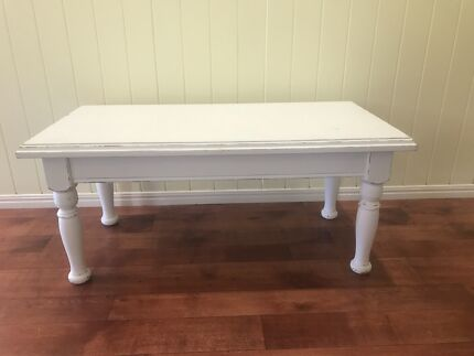 Shabby Chic Coffee Table Warwick Southern Downs Preview