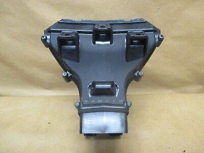 2008-2010 Kawasaki ZX10r, Air duct, front ram air scoop, intake tube OEM #9920