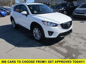2015 Mazda CX-5 GT LEATHER, SUNROOF, FULL LOAD GT!!