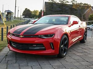 2018 Chevrolet Camaro LT, AUTO, SUNROOF, RS PACKAGE, 2.0 TURBO