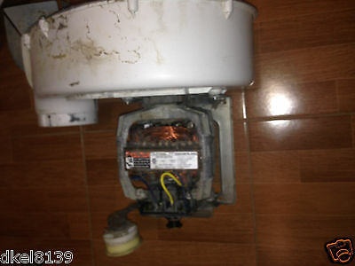 Maytag dryer motor whirlpool 8538262 8539555 e22922 for Dryer motor replacement cost