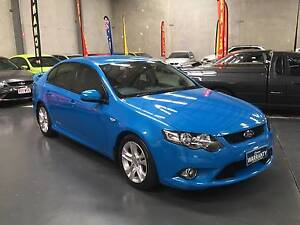 Ford Falcon xr6 2011  Sedan FAST FINANCE OR RENT TO OWN Arundel Gold Coast City Preview
