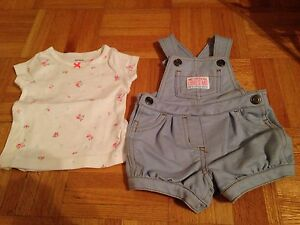 Baby girl summer clothes  3 months