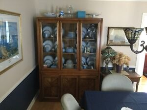 China Cabinet from Manorhouse Furniture