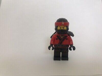 LEGO Ninjago Minifigure - Kai (njo316) - New from set 70618