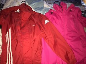 CLIMATE PROOF ADIDAS jackets 2 for $100 Blacktown Blacktown Area Preview