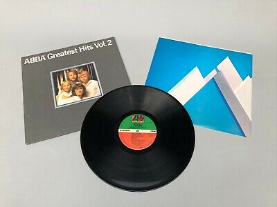 ABBA - Greatest Hits Vol 2 - Vintage Vinyl