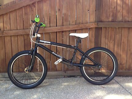 BMX Mongoose with Owners Manual