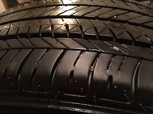 ALMOST NEW SUMMER TIRES SIZE 215 60 16