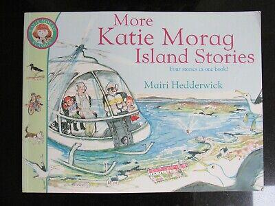 Katie Morag's Island Stories-Includes 4 stories-Mairi Hedderwick-Very Good Cond.