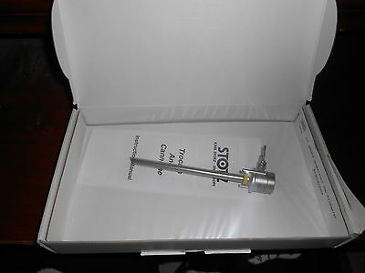 Karl Storz 30101h6 Cannula With 2 Flanges Adjustable Cone For Open Laparoscopy