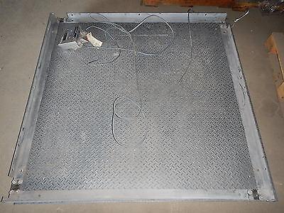 Mettler Toledo Floor Scale Panther Pthn-1000-000 10000 Lb. Capacity