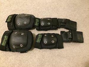Youth protective pads