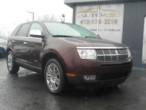 Lincoln MKX LIMITED 2010 ***TOIT PANO,NAVIGATION,MAGS 20 POUCES*