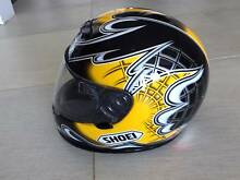 MOTOR CYCLE HELMET SHOEI SMALL Hurstville Hurstville Area Preview