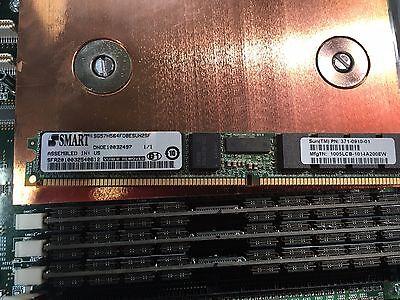 Pair of Sun 371-1910 VLP memory DIMM for CP3020 - Vlp Dimm Memory