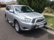2007 Toyota Kluger KX-R AWD  Hallam Casey Area Preview
