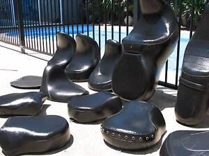 11 x HARLEY seats most near new. 1 x polaris seat Redhead Lake Macquarie Area Preview
