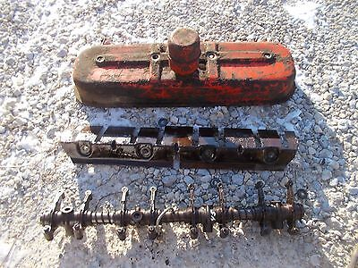 Allis Chalmers Wd Wd45 Wc Tractor Ac Engine Rocker Arm Assembly W Cover