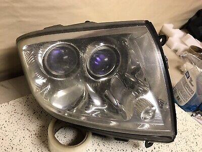 2005-2011 Cadillac STS Passenger Left Xenon HID Headlight Headlamp Complete OEM
